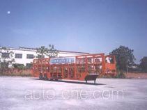 Полуприцеп автовоз для перевозки автомобилей Yunli LG9201TCL