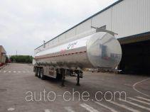 Полуприцеп масловоз алюминиевый для растительного масла Yunli LG9400GSY