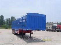 Полуприцеп с решетчатым тент-каркасом Sitong Lufeng LST9331CXY