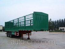 Полуприцеп с решетчатым тент-каркасом Sitong Lufeng LST9401CXY
