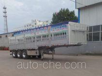 Полуприцеп с решетчатым тент-каркасом Sitong Lufeng LST9402CCYDE