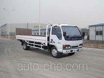 Автомобиль для перевозки мусорных контейнеров с двухуровневой платформой