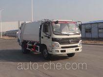 Мусоровоз с уплотнением отходов Qingzhuan QDZ5080ZYSBBE