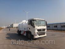 Автомобиль для перевозки пищевых отходов Qingzhuan QDZ5120TCAZHT5G