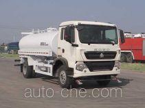 Поливальная машина (автоцистерна водовоз) Qingzhuan QDZ5160GSSZHT5GD1