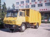 Мусоровоз с уплотнением отходов Qingzhuan QDZ5160ZYSS