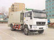 Мусоровоз с уплотнением отходов Qingzhuan QDZ5160ZYSW