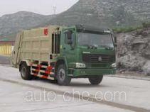 Мусоровоз с уплотнением отходов Qingzhuan QDZ5160ZYSZH