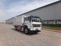 Мусоровоз с уплотнением отходов Qingzhuan QDZ5160ZYSZJM5GD1