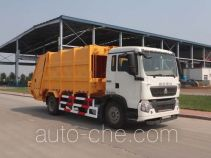 Мусоровоз с уплотнением отходов Qingzhuan QDZ5161ZYSZHT5G