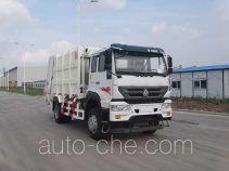 Мусоровоз с уплотнением отходов Qingzhuan QDZ5161ZYSZJ