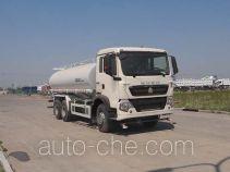 Поливальная машина (автоцистерна водовоз) Qingzhuan QDZ5250GSSZHT5GD1