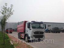 Самосвал мусоровоз Qingzhuan QDZ5250ZLJZHT7M38