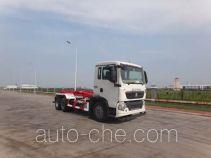 Мусоровоз с отсоединяемым кузовом Qingzhuan QDZ5250ZXXZHT5G