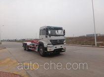 Мусоровоз с отсоединяемым кузовом Qingzhuan QDZ5250ZXXZJM5GD1