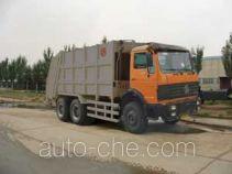 Мусоровоз с уплотнением отходов Qingzhuan QDZ5250ZYSNB