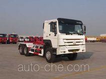 Мусоровоз с отсоединяемым кузовом Qingzhuan QDZ5254ZXXZHE1