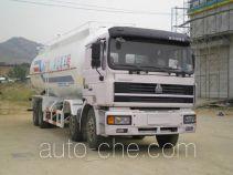 Автоцистерна для порошковых грузов Qingzhuan QDZ5310GFLZK