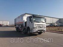 Автомобиль для смешивания на месте гранулированной аммиачной селитры и дизельного топлива (АСДТ) Qingzhuan QDZ5310THLZH38D1B