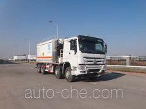 Автомобиль для смешивания на месте эмульсионного взрывчатого вещества Qingzhuan QDZ5310THRZH38D1B