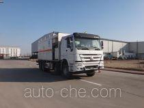 Большегрузный автомобиль для смешивания на месте аммиачной селитры и дизельного топлива (АСДТ) Qingzhuan QDZ5310THZZH38D1B