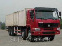 Фургон (автофургон) Qingzhuan QDZ5312XXYZH