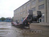 Полуприцеп автовоз для перевозки коммерческой техники Qingzhuan QDZ9320TSCL