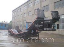 Полуприцеп автовоз для перевозки коммерческой техники