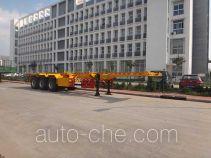 Полуприцеп контейнеровоз Qingzhuan QDZ9400TJZ