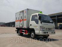 Грузовой автомобиль для перевозки взрывчатых веществ Sinotruk Huawin SGZ5038XQYBJ4