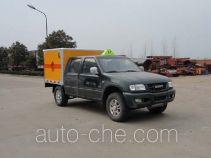 Грузовой автомобиль для перевозки взрывчатых веществ Sinotruk Huawin SGZ5038XQYQL4