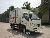 Автофургон для перевозки горючих газов Sinotruk Huawin SGZ5038XRQBJ4