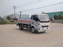Автоцистерна для легковоспламеняющихся жидкостей Sinotruk Huawin SGZ5040GRYZZ3W