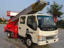 Автолестница Sinotruk Huawin SGZ5040TBA