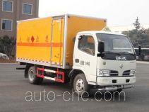 Автофургон для перевозки горючих газов Sinotruk Huawin SGZ5048XRQDFA4