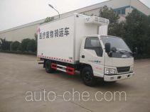 Автомобиль для перевозки медицинских отходов Sinotruk Huawin SGZ5048XYYJX4