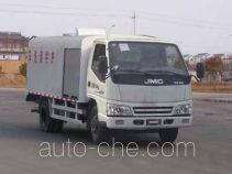 Машина для мытья дорожных отбойников и ограждений Sinotruk Huawin SGZ5060GQXJX4
