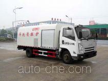 Машина для мытья дорожных отбойников и ограждений Sinotruk Huawin SGZ5079GQXJX5