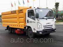 Подметально-уборочная машина Sinotruk Huawin SGZ5089TXSJX4