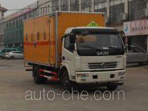Автофургон для перевозки коррозионно-активных грузов Sinotruk Huawin SGZ5118XFWDFA4