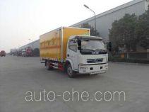 Грузовой автомобиль для перевозки взрывчатых веществ Sinotruk Huawin SGZ5118XQYDFA4
