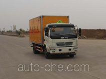 Автофургон для перевозки твердых легковоспламеняющихся грузов Sinotruk Huawin SGZ5118XRGDFA4
