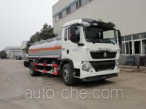 Топливная автоцистерна Sinotruk Huawin SGZ5160GJYZZ5T5