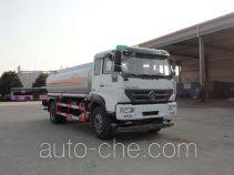 Автоцистерна для нефтепродуктов Sinotruk Huawin SGZ5160GYYZZ4M5