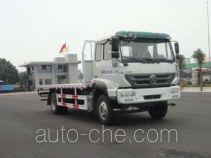 Грузовик с плоской платформой Sinotruk Huawin SGZ5160TPBZZ5M5
