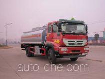 Автоцистерна для нефтепродуктов Sinotruk Huawin SGZ5164GYYZZ4
