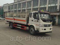 Грузовой автомобиль для перевозки газовых баллонов (баллоновоз) Sinotruk Huawin SGZ5168TQPBJ4