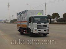 Автофургон для перевозки коррозионно-активных грузов Sinotruk Huawin SGZ5168XFWD4BX5