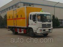 Грузовой автомобиль для перевозки фейерверков и петард Sinotruk Huawin SGZ5168XYND4BX5