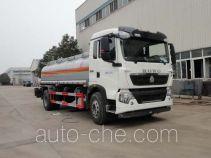 Автоцистерна для нефтепродуктов Sinotruk Huawin SGZ5180GYYZZ5T5